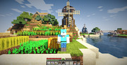 Minecraft島暮らし