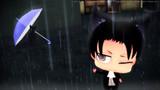 びしょ濡れで帰宅した理由