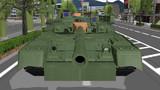 指揮戦車型T-80U