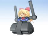 シャンタンク【MMD】
