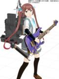 進捗?(MMD艦これ+MMD Band Edition)