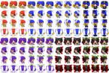 ひまわり妖精1 RPGツクールMV用歩行グラフィック