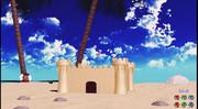 Sand Castle(城)アクセサリー