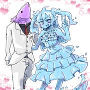 【魚誓】アクアさん