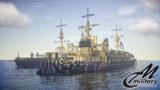【Minecraft】前弩級戦艦