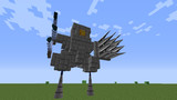 【Minecraft】対ゲリラ用機体