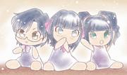 千早の娘たち