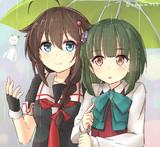 「いい雨だね…」