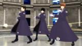 【MMDワートリ】三輪隊でロングコート