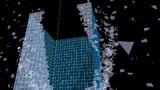 【MMDモデル】ガラス張りのビル
