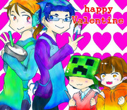 HappyValentine♡ By コウモリ猫