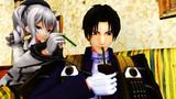 【MMD刀艦乱舞】暑い時はアイスコーヒー