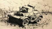 ダイムラー装甲自動車2型