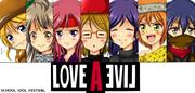 LOVE A LIVE