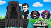 劇場版ガールズ&パンツァー特典OVA「役人・ウォー」ED