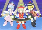 幻想郷の戦術音楽ユニット1(仮)