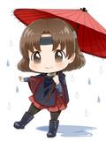 梅雨モード千代田