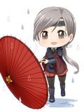 梅雨モード千歳
