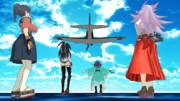 戦後の生き残り ‐最後の空母達‐