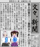 【第8回東方ニコ童祭支援】あと10日!