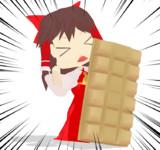 【モデル配布】チョコモナカジャンボ