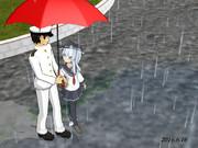 梅雨時の鎮守府-響と二人で-
