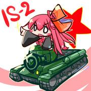 茜戦車隊発進!