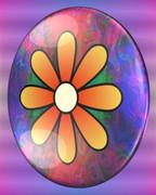 花のパールコイン