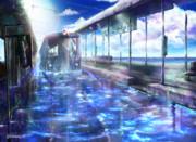 夏の廃駅ver.2