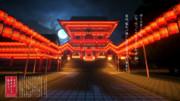 Minecraft 和風建築「伏見稲荷大社」お祭りver