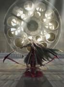 時計塔のマリア