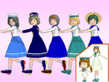 【MMD艦これ】等身大妖精さん【モデル配布】