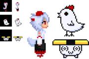 クッキー☆の色んな所に出てくるキャラクター.bmp