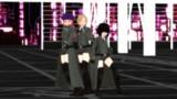 【MMDワートリ】女子狙撃手トリオ、戦闘準備中!(着替え有)