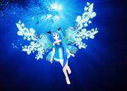 Lat式ミク 夢想のドレス - Undine Aqua