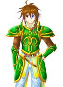 竜騎士の立ち絵