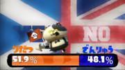 イギリスEU離脱国民投票が終わったので・・・[スプラトゥーン雑コラ]
