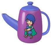 少年戦士のティーポット3