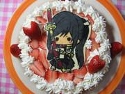 【刀剣乱舞】太郎太刀ケーキ