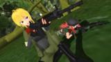 射撃訓練/64式小銃【第六回ガンアクションinMMD】