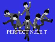 【MMDおそ松さん】PERFECT NEET【MMDポーズ配布あり】