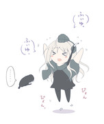 ユーちゃんと駆逐イ級