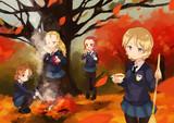 秋の聖グロ