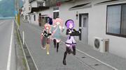 【MMD】スパッツ