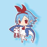 プレネールさん鮫背骨折り【ミニ】