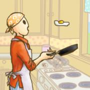 Pandora's Actor in the kitchen