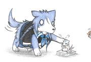 ネズミ提督と海風犬