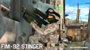【MMD】FIM-92 スティンガー