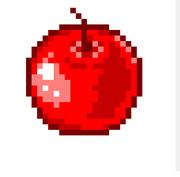 リンゴ ドット絵