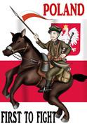 【再掲】ポーランド騎兵